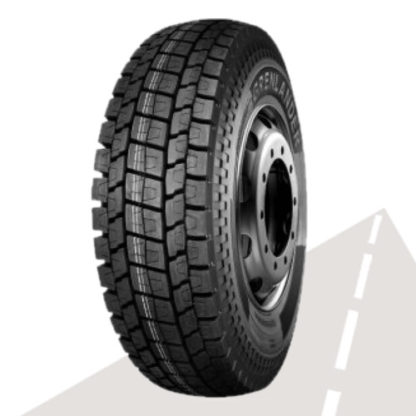 Грузовые шины215/75 R17.5 GRENLANDER GR678