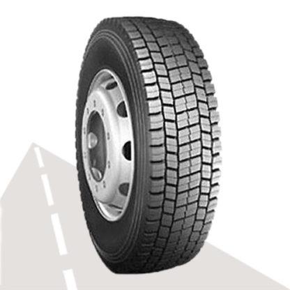 Грузовая шина 315/80 R22.5 LONGMARCH LM326
