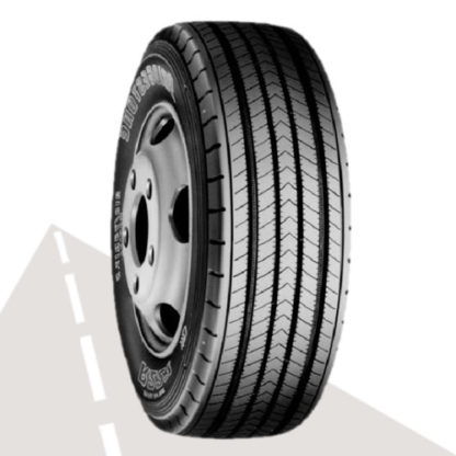 Грузовые шины 225/75 R17.5 BRIDGESTONE R227
