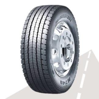 Грузовая шина 315/60 R22,5 M749 ведущая ось Bridgestone