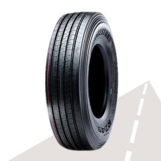 Грузовая шина 315/60 R22,5 R249EVO Bridgestone рулевая
