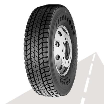 Грузовая шина 295/80 R22.5 FIRESTONE FD600