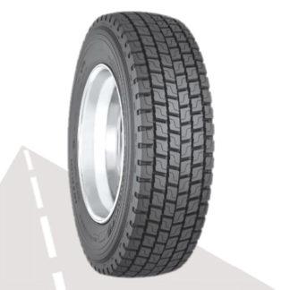 Грузовая шина 215/75 R17.5 FRONWAY HD919
