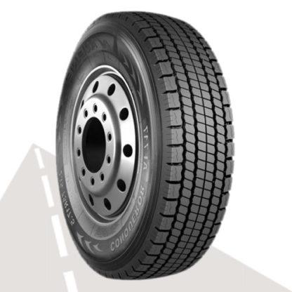 Грузовая шина 215/75 R17.5 AUFINE AF717