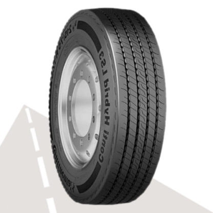 Грузовая шина 215/75 R17.5 CONTINENTAL Conti Hybrid LS3