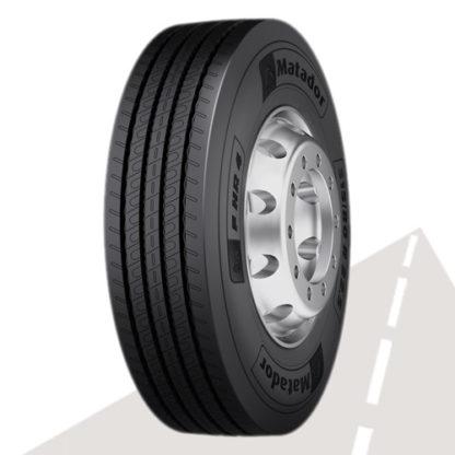 Грузовая шина 215/75 R17.5 MATADOR F HR 4