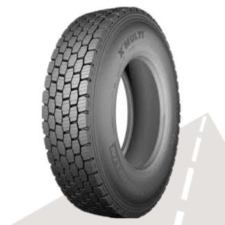 Грузовая шина 215/75 R17.5 MICHELIN X MULTI D