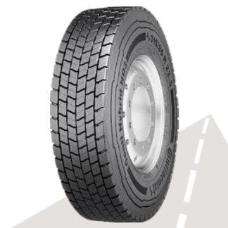 Грузовая шина 265/70 R19.5 CONTINENTAL Conti Hybrid HD3