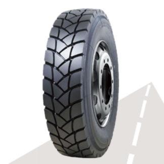 Грузовая шина 315/80 R22.5 FULLRUN TB700