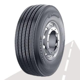 Грузовая шина 385/65 R22.5 MICHELIN X MULTI F