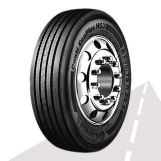 Грузовая шина 295/60 R22.5 CONTINENTAL Conti EcoPlus HS3