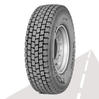Грузовая шина 315/80 R22.5 MICHELIN XD ALL ROADS