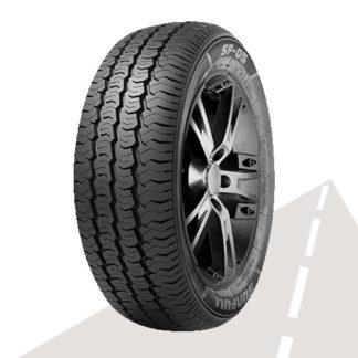 Грузовые шины 185/75 R16С SUNFULL SF-05 универсал