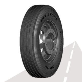 Грузовая шина 255/70 R22.5 DEESTONE 16PR SW411