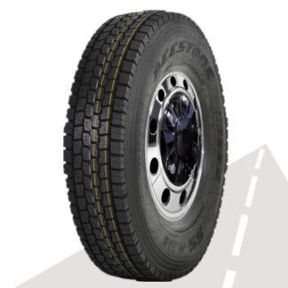 Грузовая шина 295/80 R22.5 DEESTONE 14PR SS431
