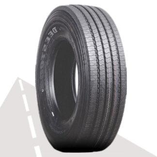 Грузовая шина 295/80 R22.5 DEESTONE 16PR SV403