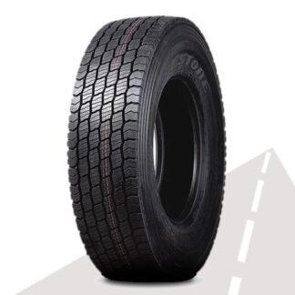 Грузовая шина 315/70 R22.5 DEESTONE 18PR SS433