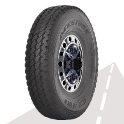 Грузовая шина 315/80 R22.5 DEESTONE 20PR SK421