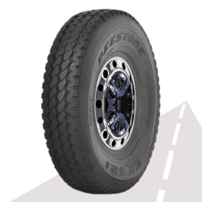 Грузовая шина 315/80 R22.5 DEESTONE SK421